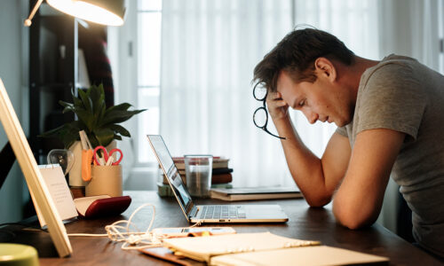 47% of employees 'working harder for the same money'
